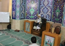 برگزاری جلسه اول تدبر در قرآن